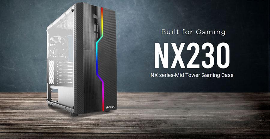 antec nx230 argb gaming cabinet 8
