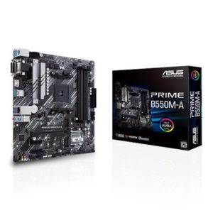 ASUS PRIME B550M-A Gaming Motherboard