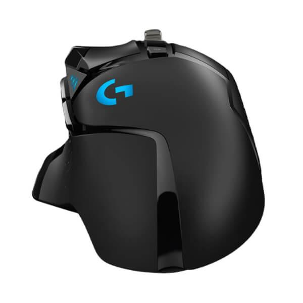 logitech g502 hero high performance waming mouse 4