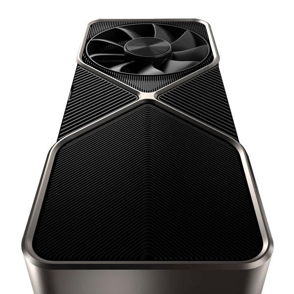 NVIDIA GEFORCE RTX 3090 2nd gen RTX 24 GB GDDR6X big ferocious GPU (BFGPU) Founders Edition Graphics Card