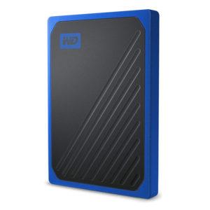 WD 500GB My Passport Go Cobalt SSD