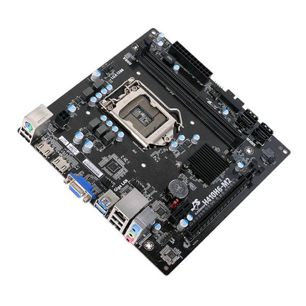 ECS H410H6-M2 intel 10th gen Motherboard