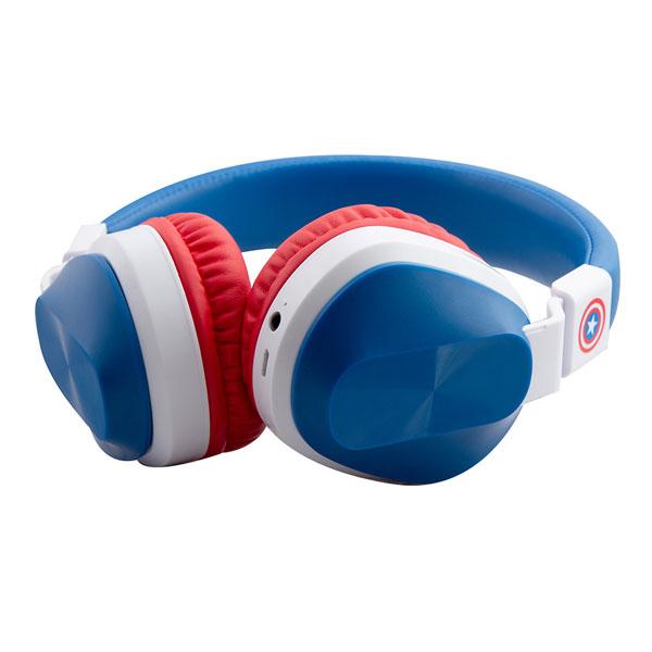 reconnect 301 marvel captain america wireless headphone 5