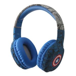 Reconnect 302 Marvel Captain America Wireless Headphone