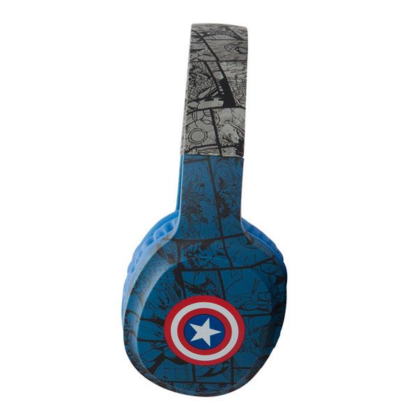 reconnect 302 marvel captain america wireless headphone 3