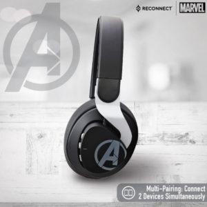 Reconnect 501 Marvel Avengers Wireless Headphone