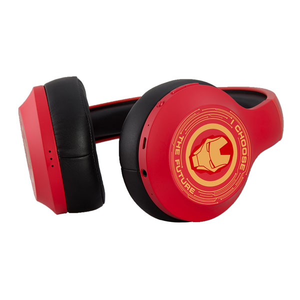 reconnect marvel iron man wireless headphone 2