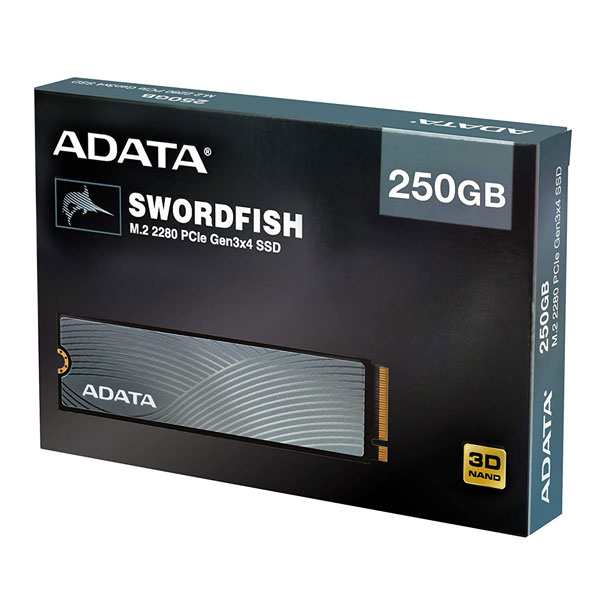 Adata Swordfish 250GB M.2 Internal SSD