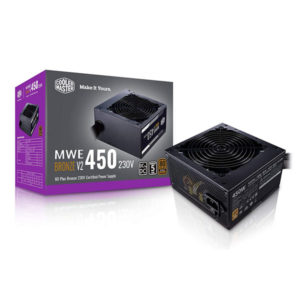 Cooler Master MWE 450 V2 80 Plus Bronze SMPS