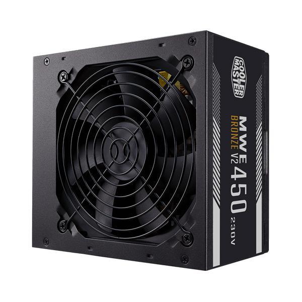 cooler master mwe 450w bronze v2 smps 3