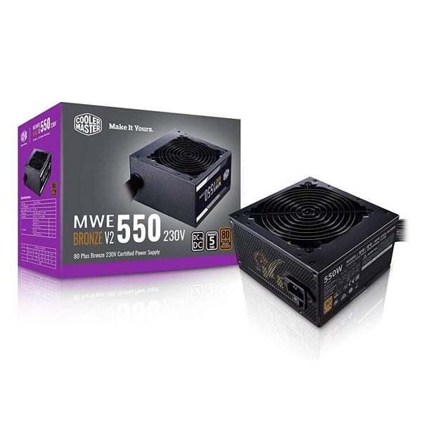 Cooler Master MWE 550 V2 SMPS