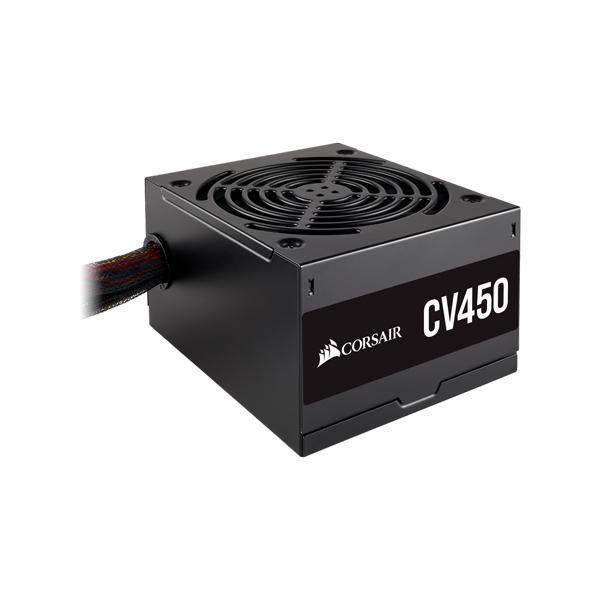 corsair cv450 450 watt 80 plus bronze smps 2