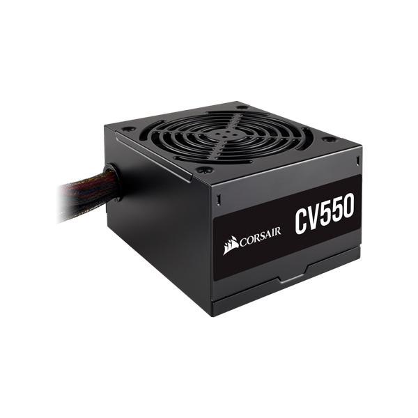 corsair cv550 550 watt 80 plus bronze smps 2
