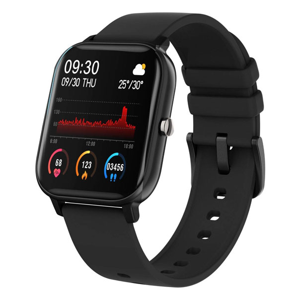 Fire Boltt Smart Watch Black