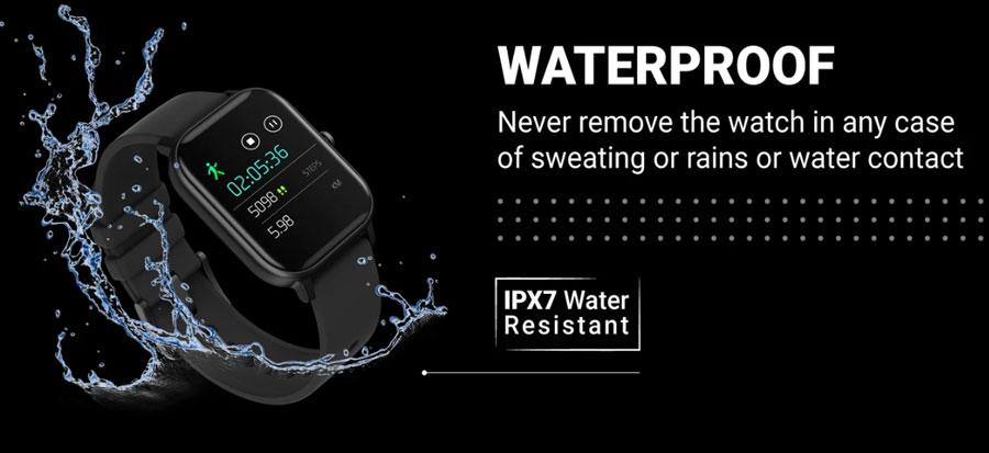 fire boltt full touch smart watch black 12