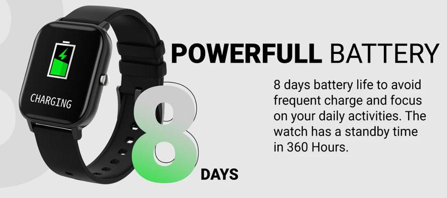 fire boltt full touch smart watch black 17