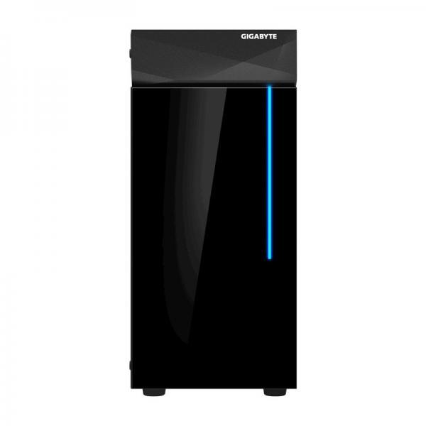 gigabyte c200 glass atx mid tower cabinet 2