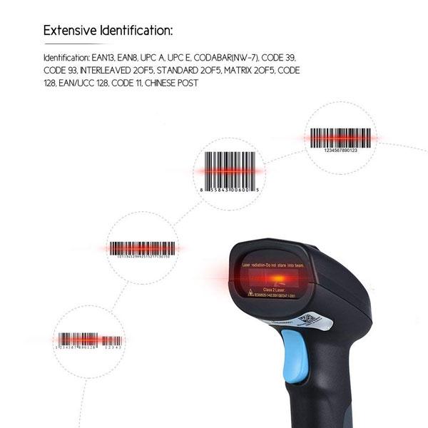 gobbler 1d laser barcode scanner 4