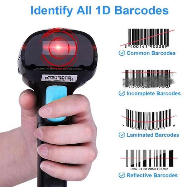 gobbler 1d laser barcode scanner 5
