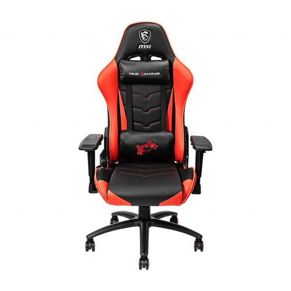 msi mag ch120 gaming chair black red 1