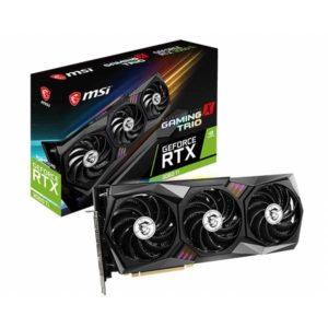 Msi RTX 3060 Ti Gaming X Trio 8GB Graphics Card