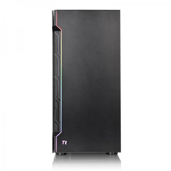 thermaltake h200tg rgb gaming cabinet 2