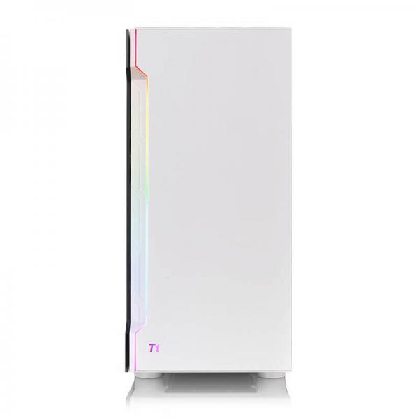thermaltake h200tg snow rgb gaming cabinet 2