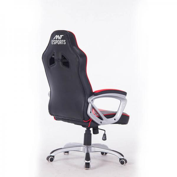 ant esports 8077 gaming chair black red 4