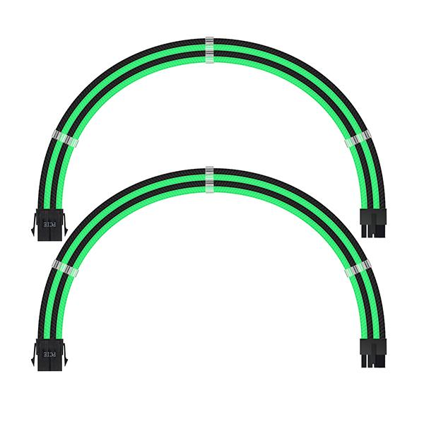 Ant Esports MODPRO Sleeve Cable Kit 30 CM Extension Cable