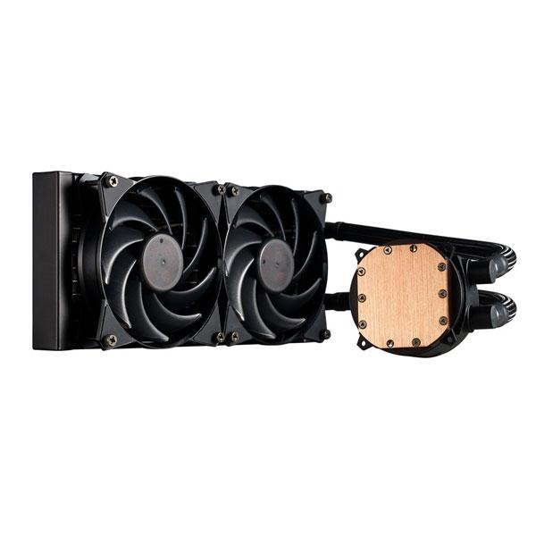 cooler master masterliquid 240 cpu liquid cooler 4