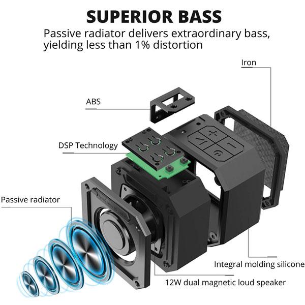 fire boltt bs1200 bluetooth speaker blue 4