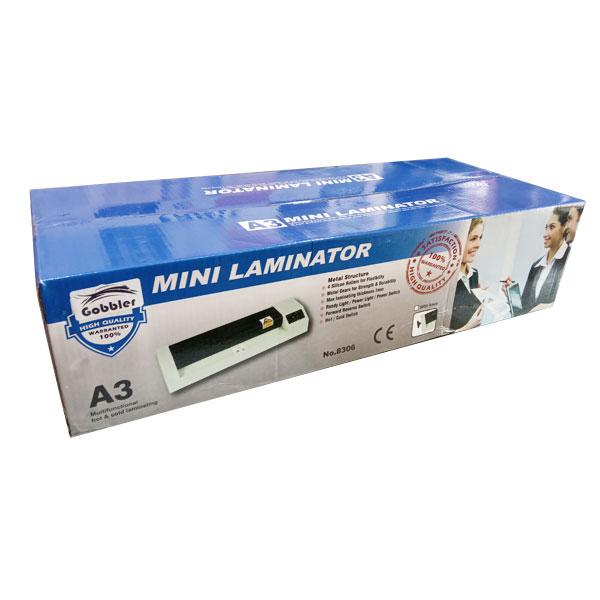 gobbler 8306 lamination machine 3
