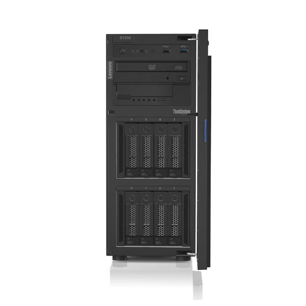 thinksystem st250 tower server 2