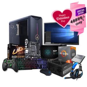 AMD Ryzen 5 3600 Assembled Desktop PC