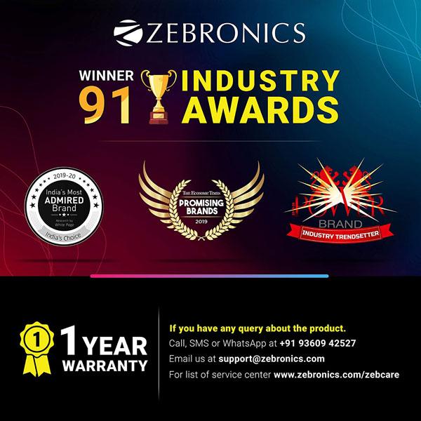 zebronics zeb klarity usb gaming mic 7