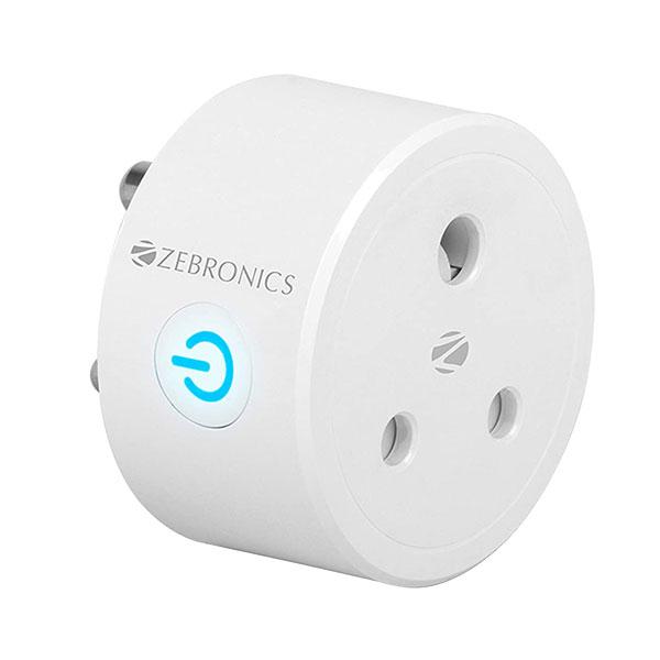 Zebronics ZEB-SP116 Smart Wi-Fi Plug