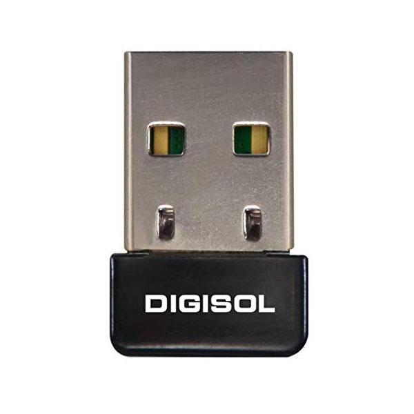 digisol 150mbps wireless usb wifi adapter dg wn3150nu 3