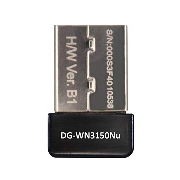 digisol 150mbps wireless usb wifi adapter dg wn3150nu 4