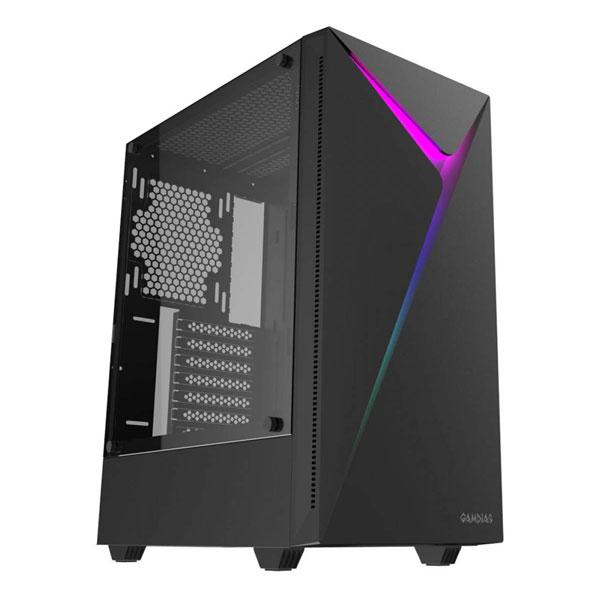 Gamdias ARGUS E4 Mid Tower Gaming Cabinet Computer Case