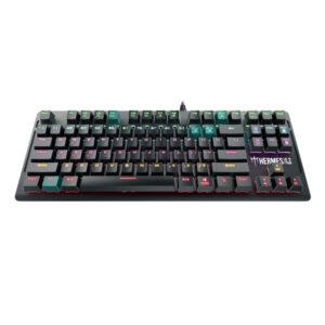 Gamdias Hermes P2A RGB Optical Mechanical Gaming Keyboard