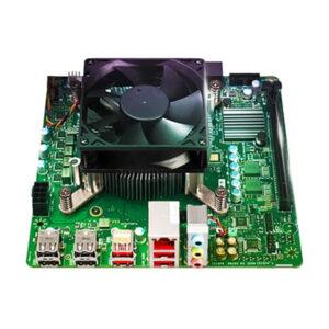 AMD 4700S 8-Core Open Box OEM Desktop Kit (4700S/RX550 2GB/Motherboard/16GB GDDR6 RAM)