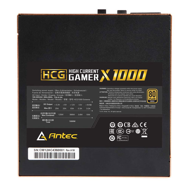 antec hcg 1000 extreme smps 4