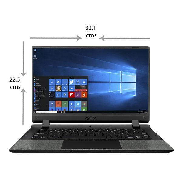 avita essential a2inc443 mb laptop intel celeron n4000 2