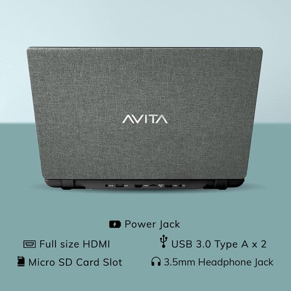 avita essential a2inc443 mb laptop intel celeron n4000 4