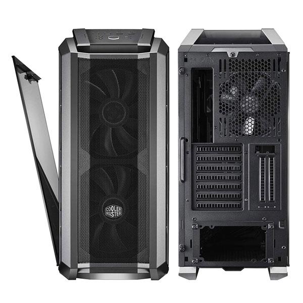 coolermaster mastercase h500p mesh argb cabinet 6