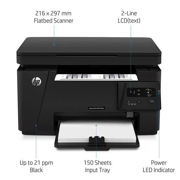 hp laserjet pro m126a printer 4