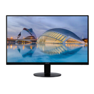 Acer SA240Y Monitor IPS Full HD Ultra Slim 24 Inch, 4ms, 75Hz, AMD Free-Sync