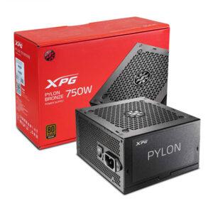 Adata XPG Pylon 750W 80 Plus Bronze SMPS Power Supply