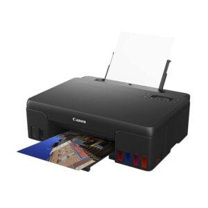 Canon PIXMA G570 Wireless Color Single Function 6 Ink Tank Printer