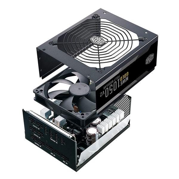 coolermaster mwe 1050 v2 80 plus gold smps 5